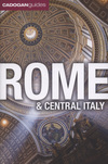 Jacket Image For: Rome and Central Italy