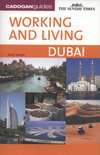 Jacket Image For: Working and Living Dubai