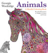 Animals: A Mindful Colouring Books