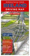 Ireland Driving Map (fs) 6ed