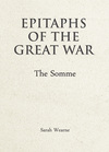 Jacket Image For: Epitaphs of The Great War