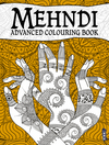 Mehndi Advanced Colouring Book