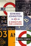 Jacket Image For: Edward Johnston