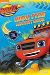Blaze High Tyre Activity Book