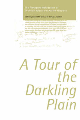 A Tour of the Darkling Plain Jacket Image