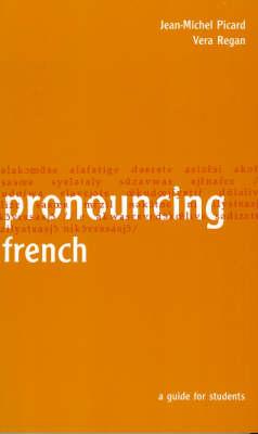Pronouncing French Jacket Image