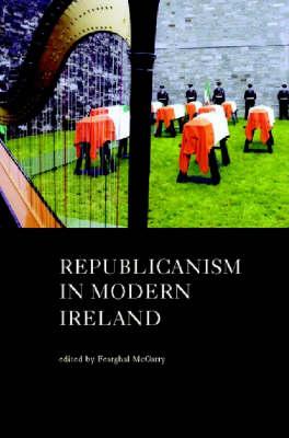 Republicanism in Modern Ireland Jacket Image