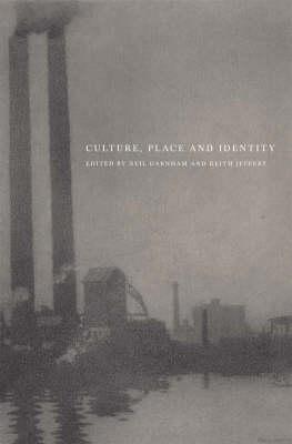 Culture, Place and Identity Jacket Image