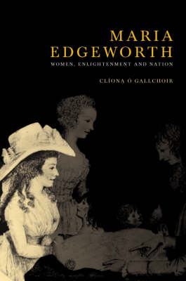 Maria Edgeworth Jacket Image