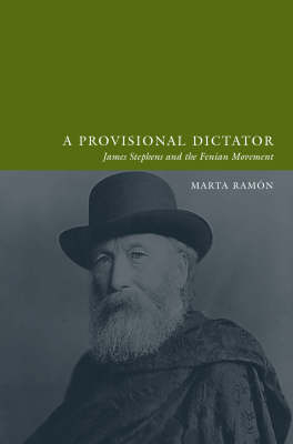 A Provisional Dictator Jacket Image
