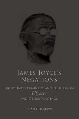 James Joyce's Negations Jacket Image