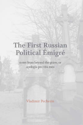 The First Russian Political Emigre Jacket Image