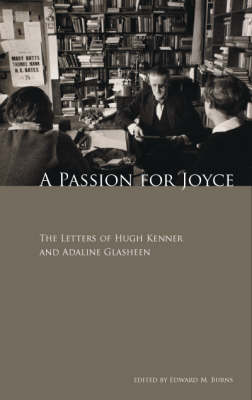 A Passion for Joyce Jacket Image