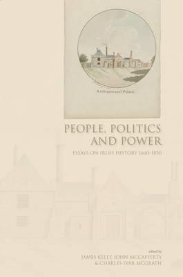 People, Politics and Power Jacket Image