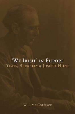 'We Irish' in Europe Jacket Image