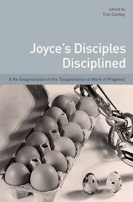 Joyce's Disciples Disciplined Jacket Image