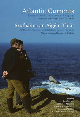 Atlantic Currents/Sruthanna an Aigein Thiar Jacket Image