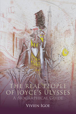 The Real People of Joyce's Ulysses Jacket Image