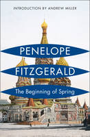 Jacket image for The Beginning of Spring
