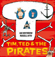 Jacket image for Tim, Ted and the Pirates