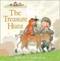 Jacket image for The Treasure Hunt