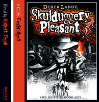 Jacket image for Skulduggery Pleasant Complete & Unabridged