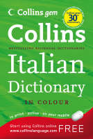 Jacket image for Italian Dictionary