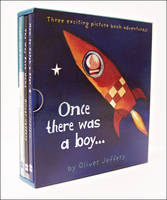Jacket image for Once There Was a Boy ...