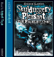 Jacket image for Skulduggery Pleasant: The Faceless Ones