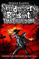 Jacket image for Skulduggery Pleasant: Death Bringer