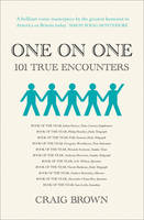 Jacket image for One on One: 101 True Encounters