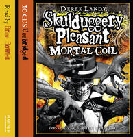 Jacket image for Skulduggery Pleasant: Mortal Coil