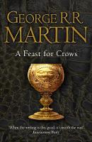 Jacket image for A Feast for Crows