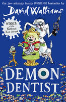 Jacket image for Demon Dentist