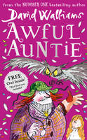 Jacket image for Awful Auntie