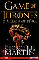 Jacket image for A Clash of Kings: Game of Thrones Season Two