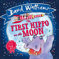 Jacket image for The First Hippo on the Moon