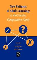 Jacket image for New Patterns of Adult Learning