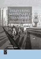 Jacket image for Delivering Sustainable Transport