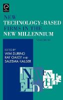 Jacket image for New Technology-Based Firms in the New Millennium Volume III.