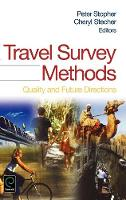 Jacket image for Travel Survey Methods