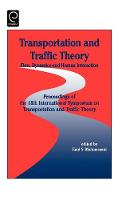 Jacket image for Transportation and Traffic Theory