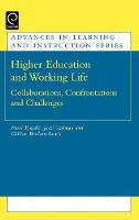 Jacket image for Higher Education and Working Life