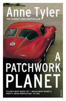 Jacket image for A Patchwork Planet