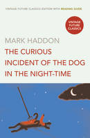Jacket image for The Curious Incident of the Dog in the Night-time