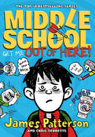 Jacket image for Middle School: Get Me Out of Here!