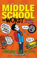 Jacket image for Middle School: The Worst Years of My Life