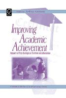 Jacket image for Improving Academic Achievement