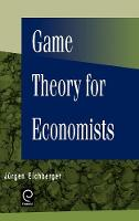 Jacket image for Game Theory for Economists