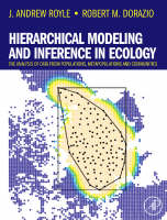Jacket image for Hierarchical Modeling and Inference in Ecology